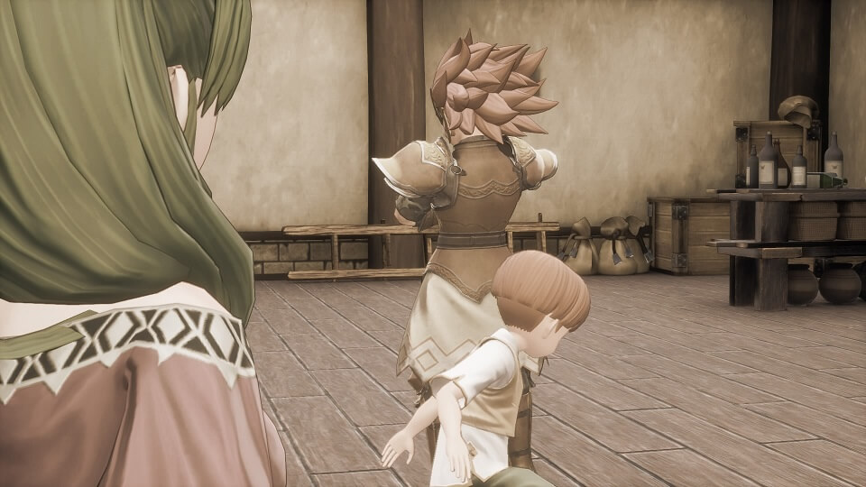 聖剣伝説3 TRIALS of MANA 体験版の回想シーンとロキ