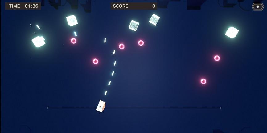 ニーア リィンカーネーションのシューティングゲーム