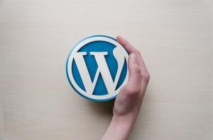 WordPressのロゴマーク